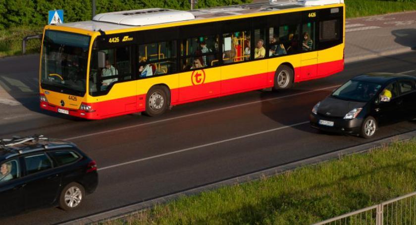 Autobusy, Odolany dojadą metra soboty wygodne połączenie - zdjęcie, fotografia