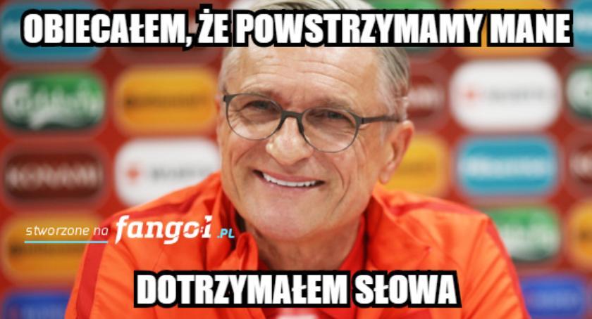 MEMY, Polska przegrywa Senegalem [MEMY] - zdjęcie, fotografia
