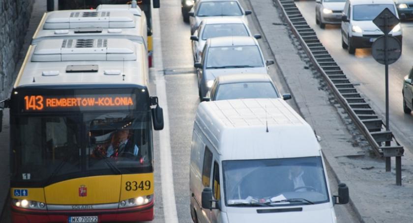 Autobusy, Kijowska Raszyńska będą buspasy Gdzie jeszcze najbliższych latach - zdjęcie, fotografia