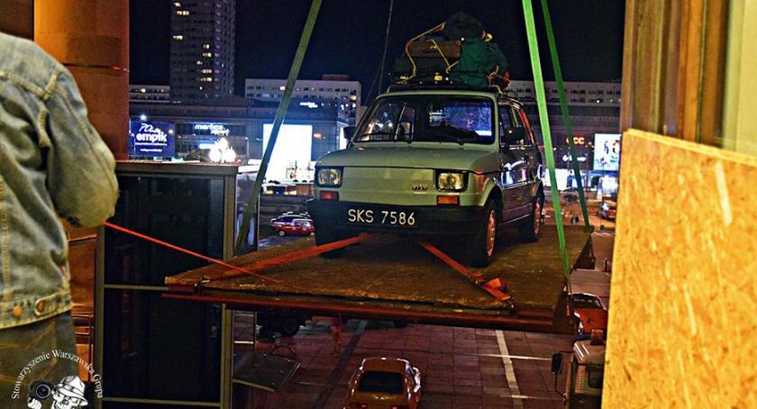 PKiN zaprasza, Perły motoryzacji wystawa zaplecza [ZDJĘCIA] - zdjęcie, fotografia