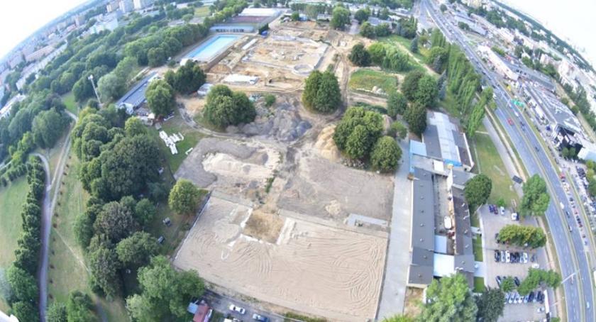NEWS, Modernizacja Moczydła wizytą placu budowy [ZDJĘCIA] - zdjęcie, fotografia