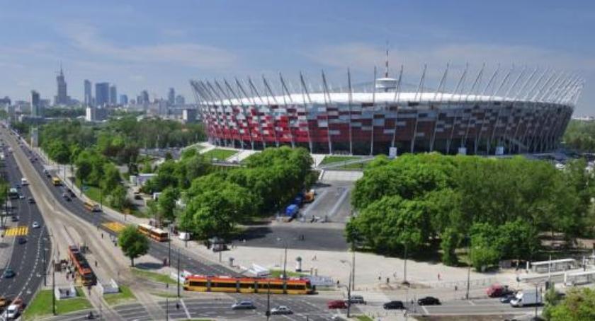 Transport publiczny - komunikacja, Koncert Rolling Stones Narodowym czyli utrudnienia całej okolicy - zdjęcie, fotografia
