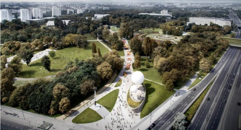Zieleń - parki, Jakie Mokotowskie przyszłości [REWITALIZACJA] - zdjęcie, fotografia