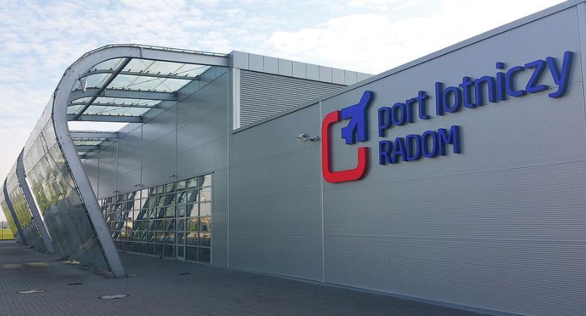 Lotniska, Lotnisko Radomiu ogłosiło upadłość dalej - zdjęcie, fotografia