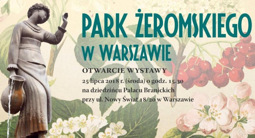 Wystawy, Przedwojenny Żeromskiego dzisiaj otwarcie wystawy - zdjęcie, fotografia