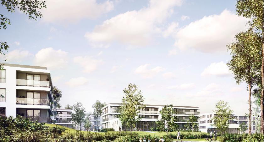 Inwestycje, Znajdź swoje miejsce ziemi Miasteczku Greenwood wyjątkowym osiedlu sercu Białołęki - zdjęcie, fotografia