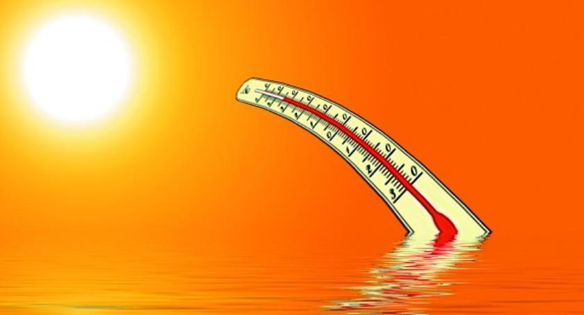 Prognoza pogody, Dzisiaj apogeum upałów ostrzeżenia IMiGW Uważajcie siebie! - zdjęcie, fotografia