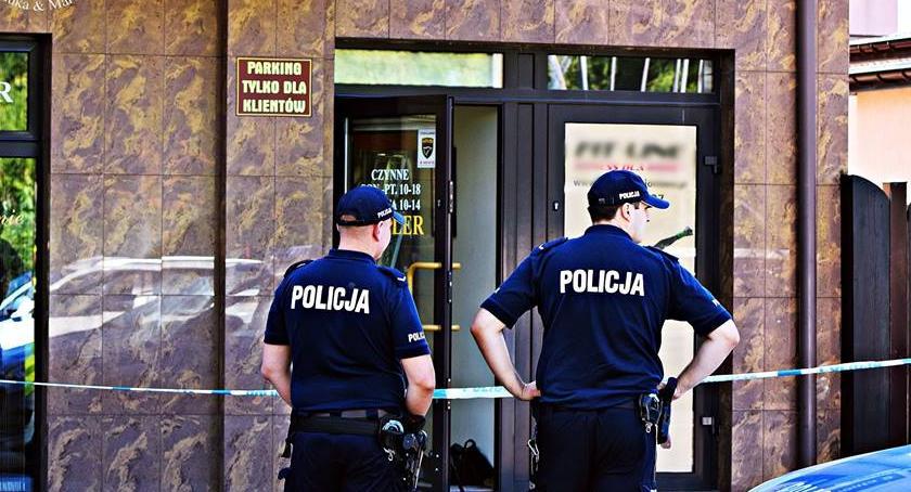 Kradzieże i Rozboje, Napad jubilera Poszukiwania sprawców [ZDJĘCIA] - zdjęcie, fotografia