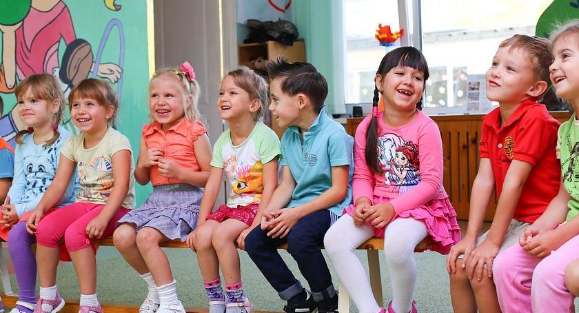 NEWS, Przedszkole galerii handlowej - zdjęcie, fotografia