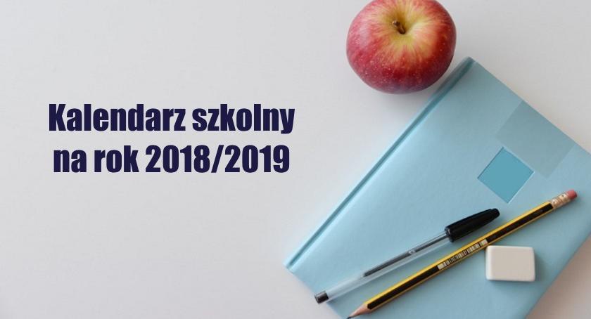Edukacja, Kalendarz szkolny 2018/2019 Kiedy ferie Mazowszu - zdjęcie, fotografia