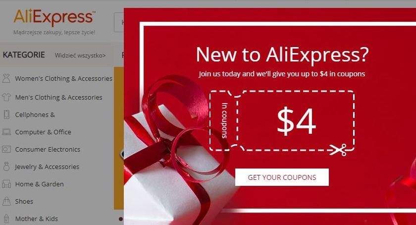 NEWS, Skarbówka zajmie klientami AliExpress Uważajcie zakupy chińskich sklepach - zdjęcie, fotografia