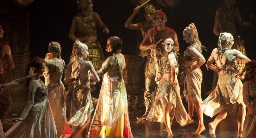 Teatry - spektakle - premiery , Preludium słowiańskie niesamowity spektakl Romie [ZDJĘCIA] - zdjęcie, fotografia