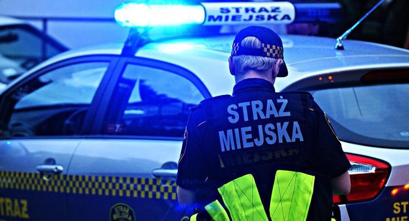 Bezpieczeństwo, Starsza chciała popełnić samobójstwo Uratowali strażnicy miejscy - zdjęcie, fotografia