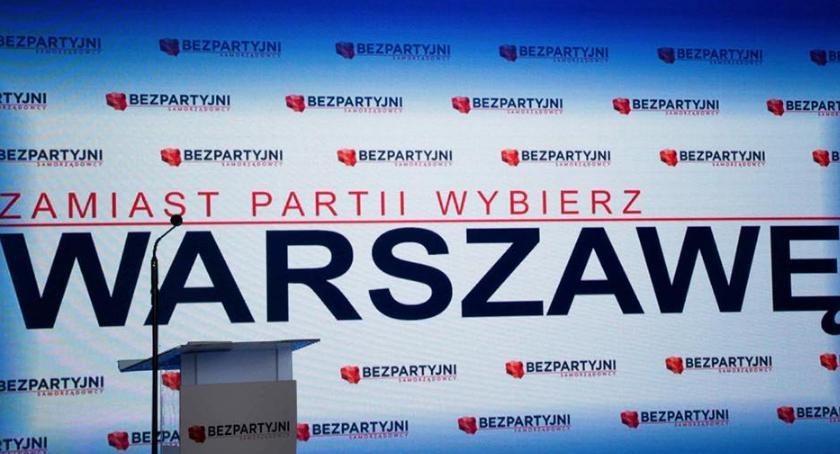 Wybory samorządowe 2018, Bezpartyjni rejestrują listy Warszawie Również Ochocie - zdjęcie, fotografia