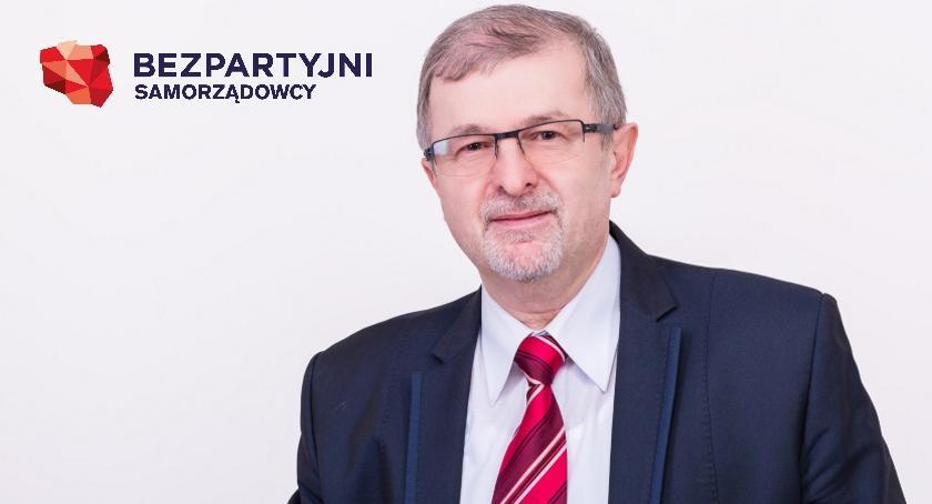 Wybory samorządowe 2018, Sławomir Antonik oficjalnie kandydatem Prezydenta Warszawy - zdjęcie, fotografia