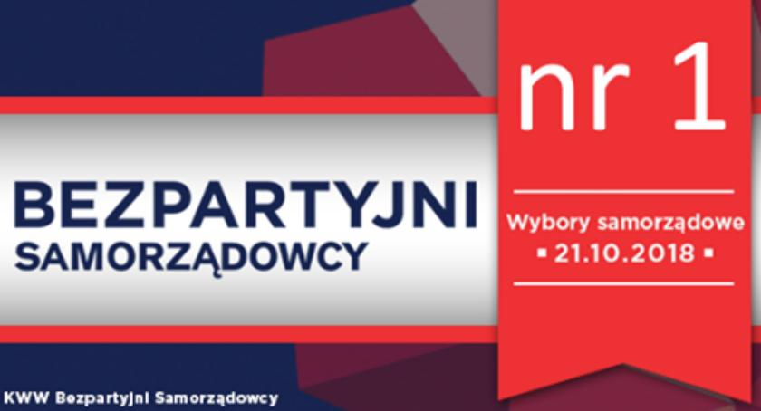 Wybory samorządowe 2018, wylosowała numery wyborczych Bezpartyjni pierwsi ostatni komitet liście - zdjęcie, fotografia