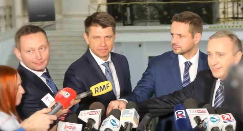 Wybory samorządowe 2018, Konwencja Koalicji Obywatelskiej rzecz Rafała Trzaskowskiego - zdjęcie, fotografia