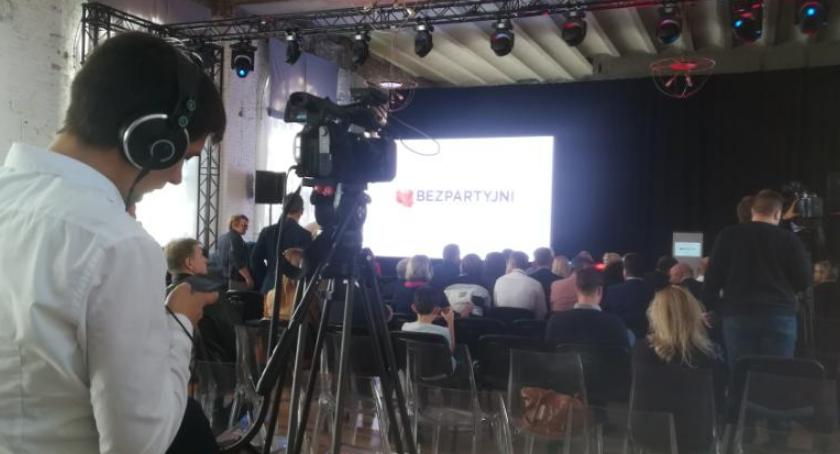 NEWS, Zakończyła Ogólnopolska Konwencja Bezpartyjnych Samorządowców Warszawa powitała kandydatów! - zdjęcie, fotografia