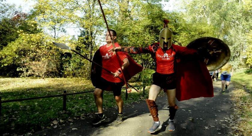 Biegi - maratony, edycja Wybiegaj Sprawność [ZDJĘCIA] - zdjęcie, fotografia