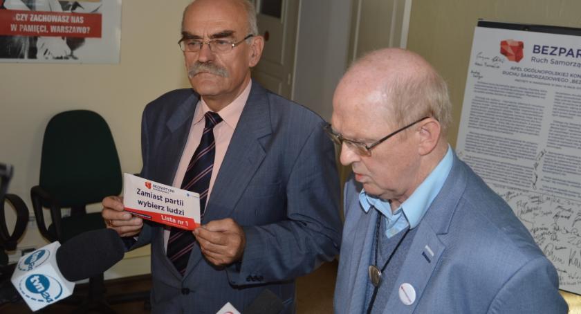 Wybory samorządowe 2018, Bezpartyjni dają wygraną Złożyli apelację rozprawa prawdopodobnie jutro - zdjęcie, fotografia