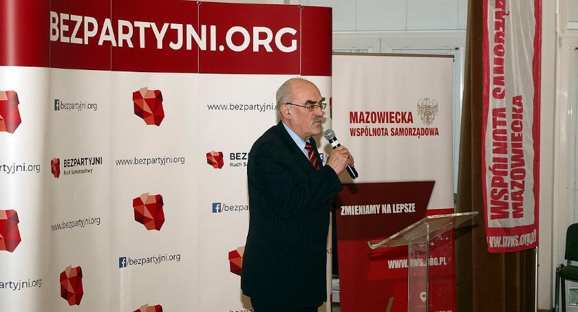 Wybory samorządowe 2018, będzie rządzić Województwie Mazowieckim Konrad Rytel decydującym głosem - zdjęcie, fotografia
