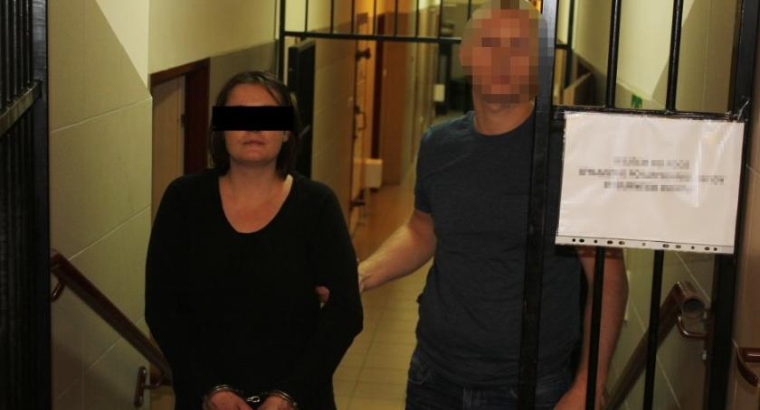 Zabójstwa, Małżeństwo zatrzymane zabójstwo - zdjęcie, fotografia