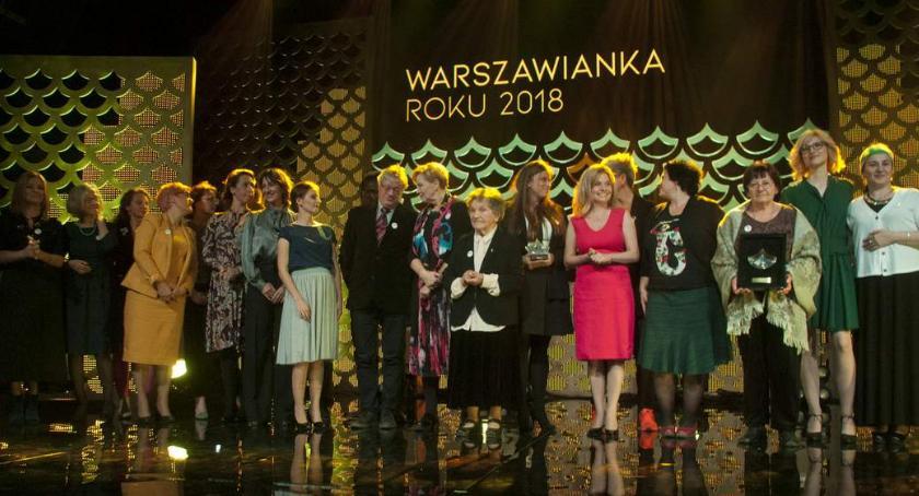 Celebryci - Postaci - Osobistości, Warszawianką stulecia Irena Sendlerowa Warszawianką [ZDJĘCIA] - zdjęcie, fotografia