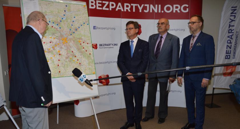 Transport publiczny - komunikacja, odkorkować Warszawę Bezpartyjni mają pomysł chcą realizować - zdjęcie, fotografia