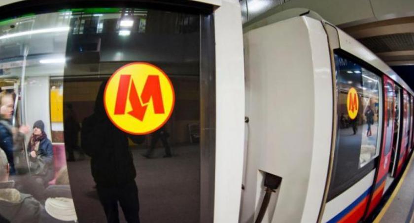 Metro, Metro dzisiaj więcej pociągów godzinach szczytu - zdjęcie, fotografia