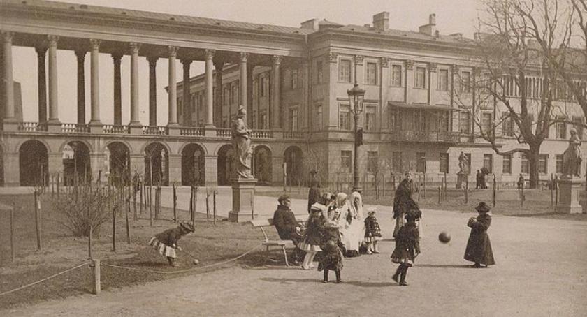 NEWS, Odbudowa Pałacu Saskiego lecie odzyskania niepodległości - zdjęcie, fotografia