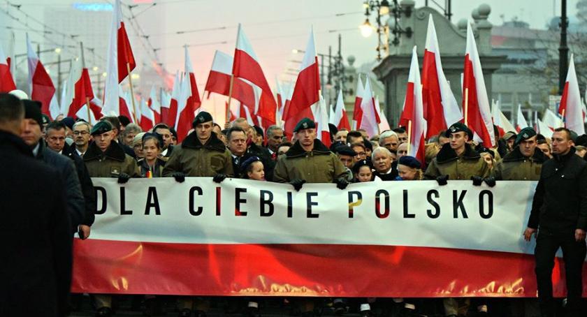 Protesty i manifestacje, Marsz Niepodległości obiektywie [ZDJĘCIA] - zdjęcie, fotografia