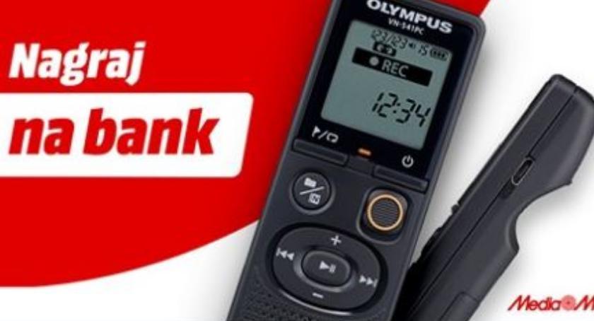NEWS, Mistrzowie marketingu akcji reklama dyktafonów nawiązaniem afery - zdjęcie, fotografia
