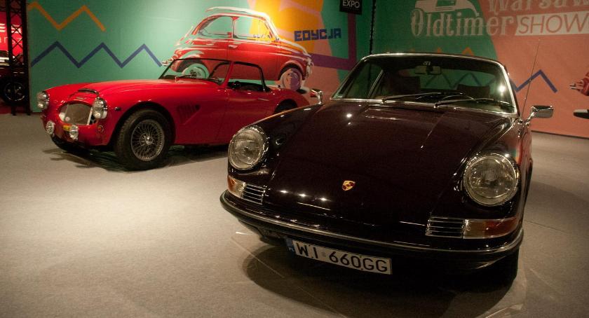 Wystawy, Warsaw Motor namiastka zobaczymy weekend [ZDJĘCIA] - zdjęcie, fotografia