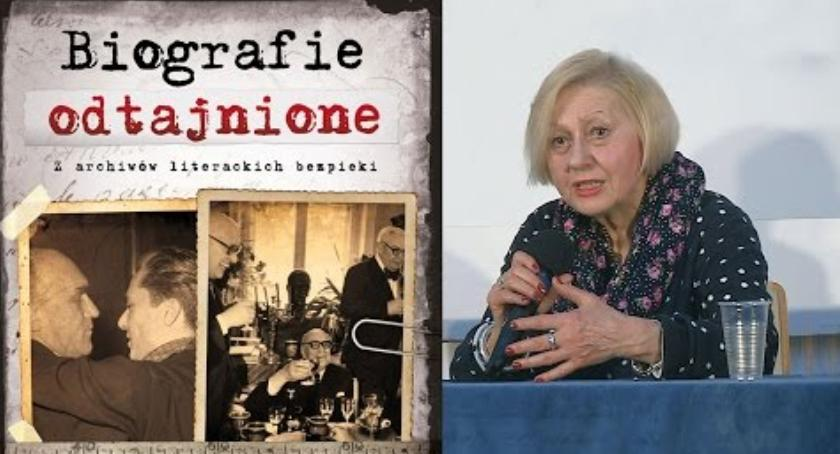 Edukacja, Spotkanie książce Joanny Siedleckiej - zdjęcie, fotografia
