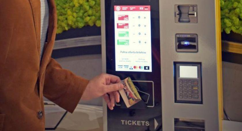 Tramwaje, wkrótce biletomaty wszystkich tramwajach - zdjęcie, fotografia