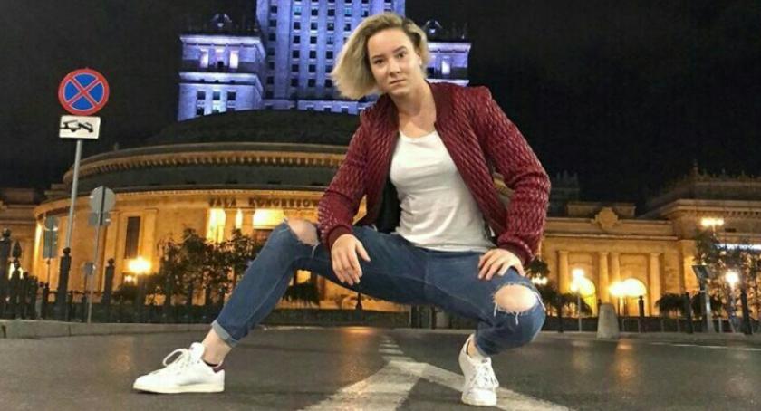 Ludzie PKiN, Przedstawiamy Kamilę - zdjęcie, fotografia