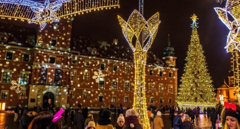Imprezy, Wydarzenia, sobotę start świątecznej iluminacji! - zdjęcie, fotografia