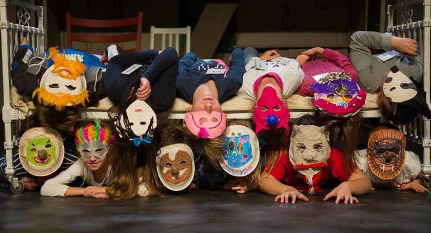 Imprezy, Wydarzenia, Bezpłatne rodzinne warsztaty teatralne niedzielę Łazienkach - zdjęcie, fotografia