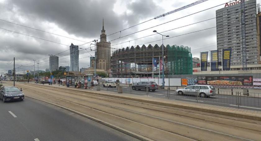 NEWS, zdjęcia Warszawy mapach Google - zdjęcie, fotografia