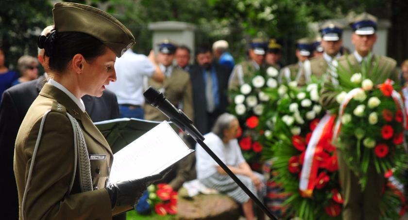 Historia Warszawy, Uroczystości Żoliborzu rozpoczęły obchody rocznicy wybuchu Powstania Warszawskiego [zdjęcia] - zdjęcie, fotografia