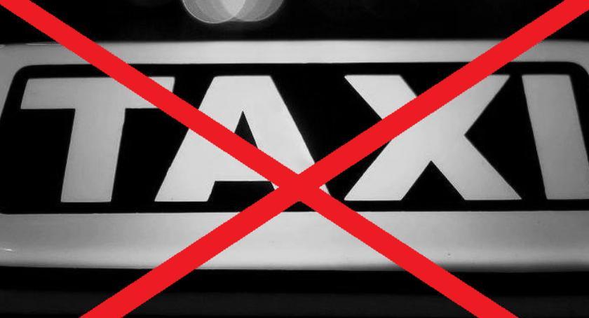 Taksówki, Chcemy Taxify społeczność przeciwko protestom taksówkarzy - zdjęcie, fotografia