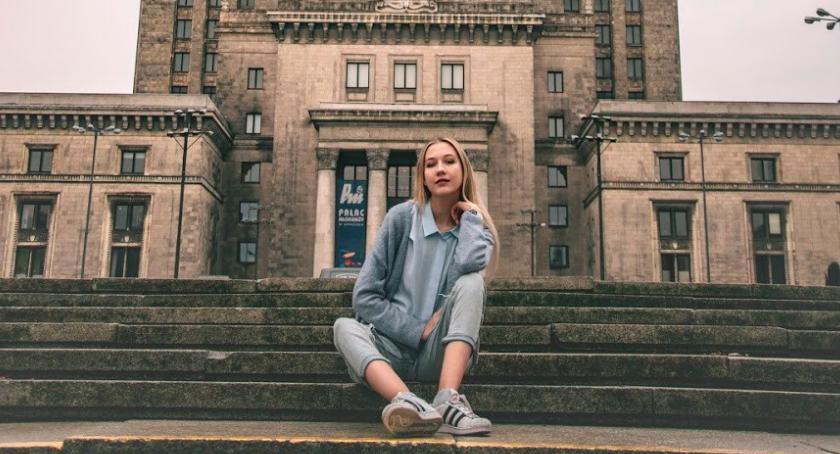 Ludzie PKiN, Poznajcie Joannę wspomnienia Pałacem - zdjęcie, fotografia
