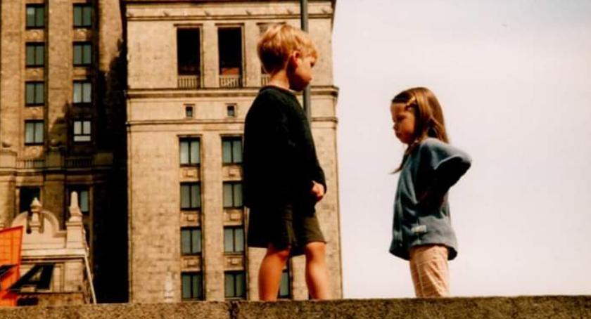 Ludzie PKiN, zdjęcie dzieciństwa - zdjęcie, fotografia