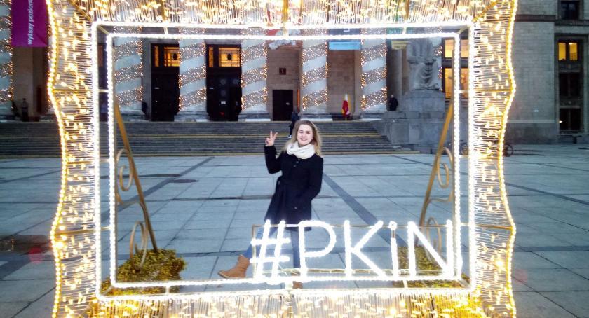 Ludzie PKiN, imię Julia tworzyłam #LudziePKiN - zdjęcie, fotografia