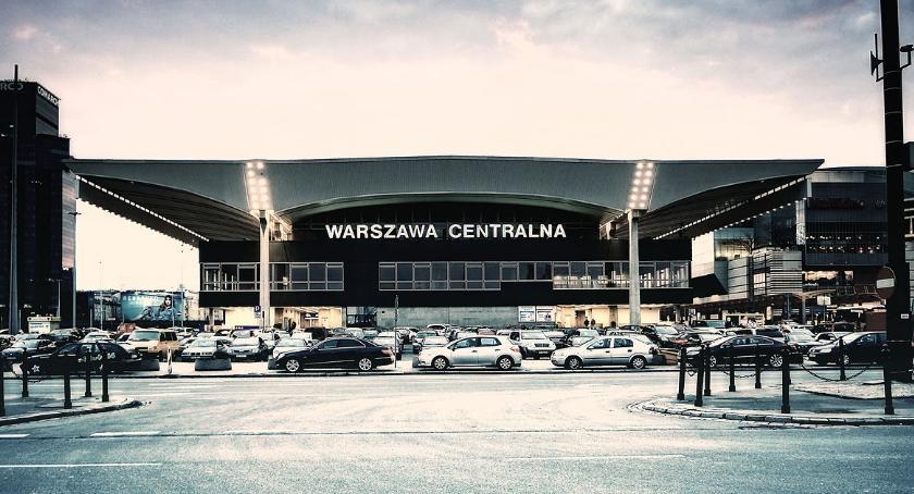 Koleje Mazowieckie, styczniu Dworzec Centralny zmienia nazwę - zdjęcie, fotografia