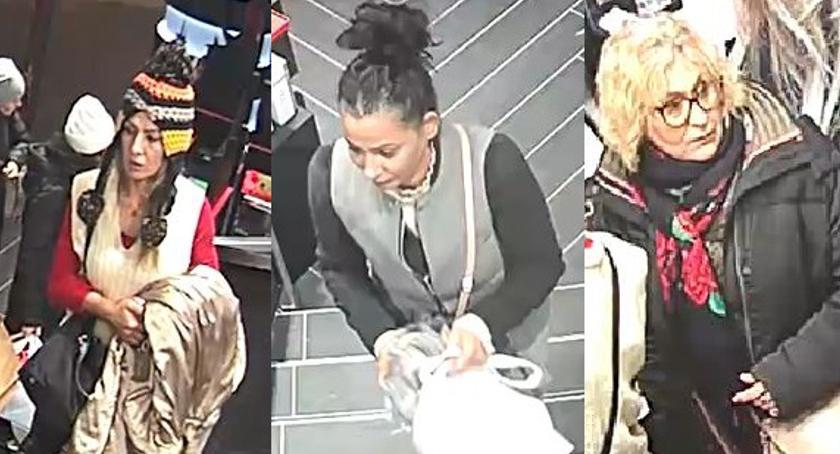 Kradzieże i Rozboje, Policja prosi pomoc ustaleniu tożsamości osób widocznych zdjęciach - zdjęcie, fotografia