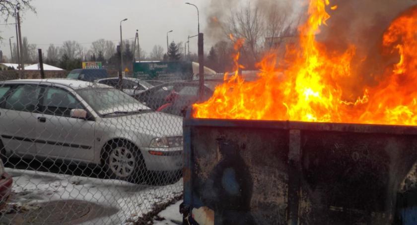 Pożary, włos tragedii Policja sprawdza doprowadził pożaru - zdjęcie, fotografia