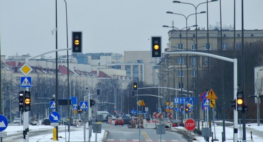 Ulice – place , Czerniakowska otwarcie - zdjęcie, fotografia