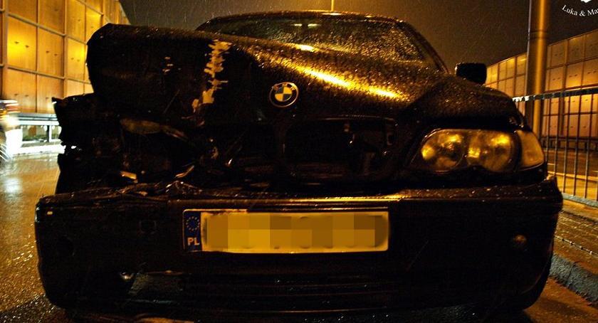 Wypadki, Zderzenie pięciu pojazdów [ZDJĘCIA] - zdjęcie, fotografia