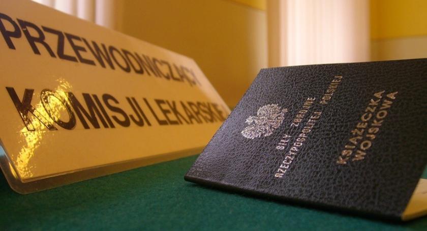 NEWS, środę rusza kwalifikacja wojskowa Sprawdź gdzie komisje - zdjęcie, fotografia